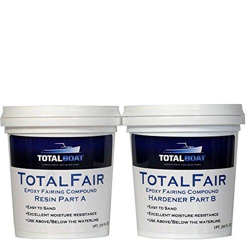 TotalBoat TotalFair Epoxy Fairing Compound (Pint)