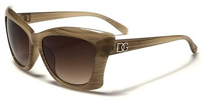 d407bea15d0 Dg Eyewear Ladies Fashion Latest Trendy Mod Style Sunglasses DG194 - 7  Colors (Cream)