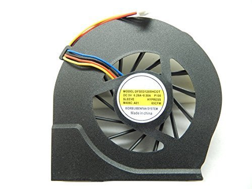 CPU Cooling Fan Cooler for HP Pavilion G4-2000 G6-2000 G7-2000 Series 4-PIN