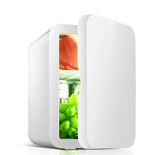 NYGJMNBX Refrigerador Personal Compacto, Moderno, portátil, Que se ...