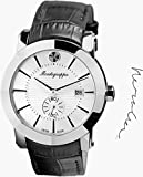 Montegrappa NeroUno Stainless Steel White Lifestyle Watch