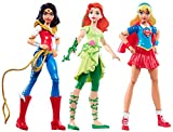 Best Team Outfit For Dolls - DC Super Hero Girls Triple Team Collection Dolls Review