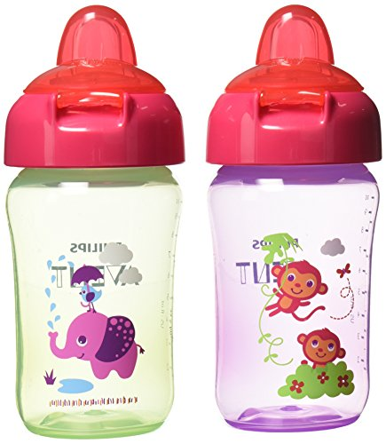 Avent Sippy Cup Tops : Philips avent piece my sip n click cup ounce color