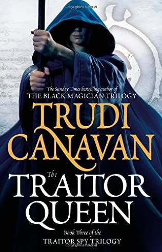 book cover of The Traitor Queen