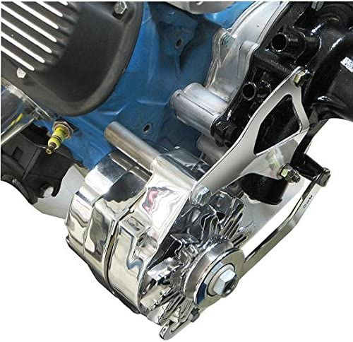 Fits Ford 289-302 Chrome OEM Alternator Brackets