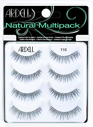 Ardell 110 fake Eyelashes, pack of 4 ( pairs )