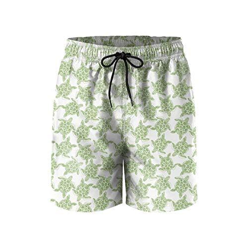 ninja turtle board shorts - 7