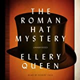 Bargain Audio Book - The Roman Hat Mystery