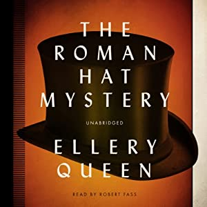 The Roman Hat Mystery Audiobook