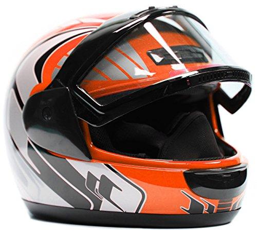 Xx Large Snowmobiles Helmets - 8