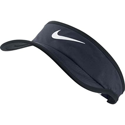 e1f1528f Amazon.com: Nike Youth Unisex Featherlight Visor - 611816-451: Sports &  Outdoors