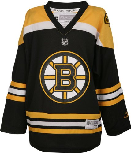 Boston Bruins Youth NHL Replica Jersey – Sports Center Store
