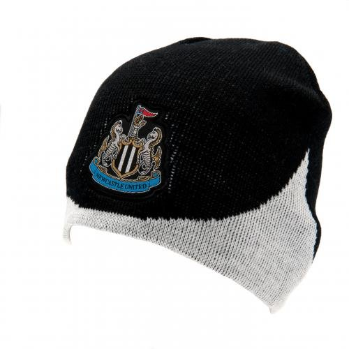 Newcastle United Wave Knitted Beanie (United Knitted Hat)