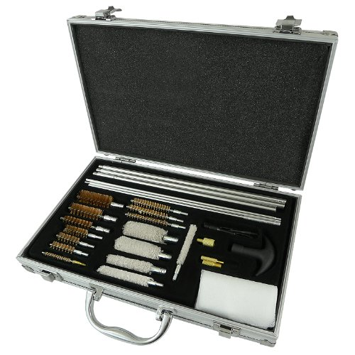 78pc-Universal-Aluminum-Gun-Cleaning-Kit-Rifle-Pistol-Handgun-Shotgun-Firearm-Cleaner