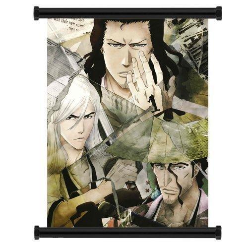 1 X Bleach Anime Fabric Wall Scroll Poster