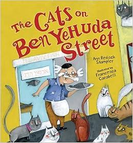 Book The Cats on Ben Yehuda Street by Ann Redisch Stampler (2013-01-01)