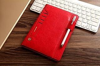 iPad Pro 9.7/iPad Air/iPad Air 2/2017 New iPad/iPad 9.7 2018 Case,Businda PU Leather Smart Case Stand Folio Cover with Card Slot and Hand Strap for iPad