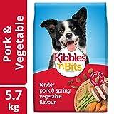 Kibbles 'n Bits Pork & Vegetable Flavour Dog Food 5.7kg