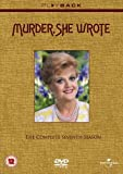 Murder, She Wrote - Season 7 [DVD]