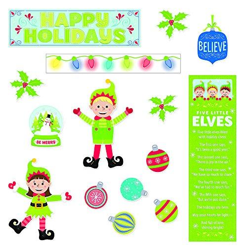 Creative Teaching Press Mini Bulletin Board, Tis The Season (6981)