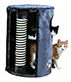 TRIXIE Pet Products 2-Storey Cat Tower, My Pet Supplies