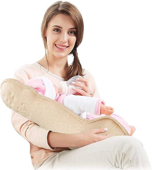 lactancia materna material de algodón de color almohada cómodo y ...