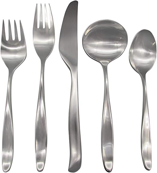 Lauffer Design II 18//8 Stainless Steel Teaspoon ONE SINGLE REPLACEMENT Germany