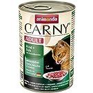 animonda Carny Adult Rind & Reh 6x400g
