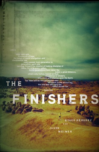 By Roger Hershey The Finishers (1st First Edition) [Paperback]