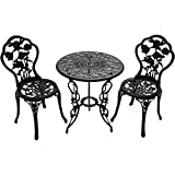 Better Homes and Gardens Rose 3-Piece Bistro Set