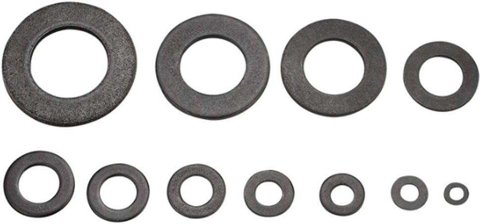 Yudesun Vis Rondelles Plates Acier Inoxydable 304 Rondelles M/étalliques Entretoises M/éson Machine Fixation Composants M30