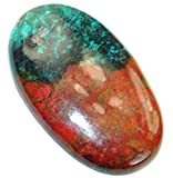 Natural Huge Excellent Sunrise Sonora Jasper 122.5 Ct Loose Stone from SilverRush Style
