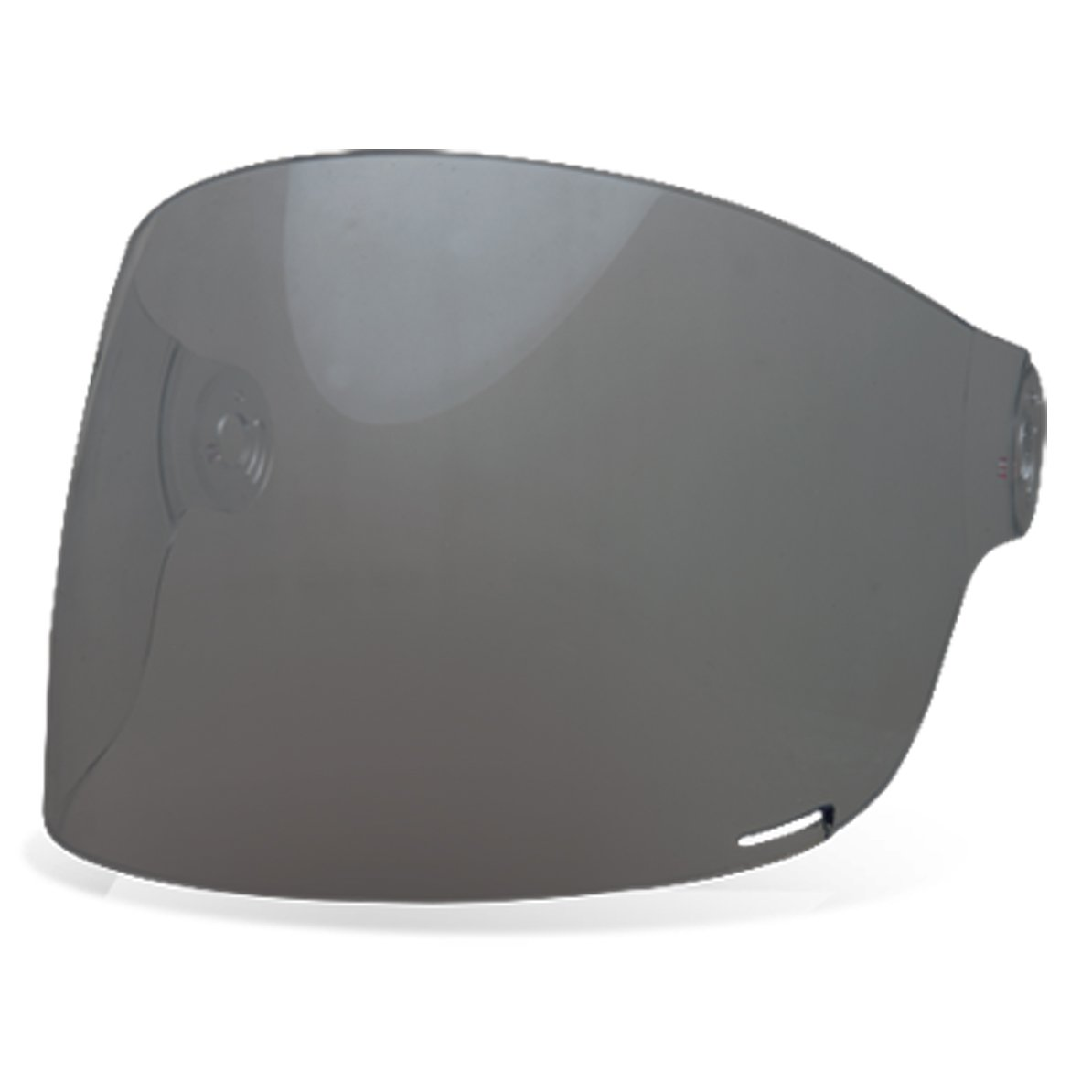 Bell Bullitt Flat Shield - Dark Smoke - Black Tab