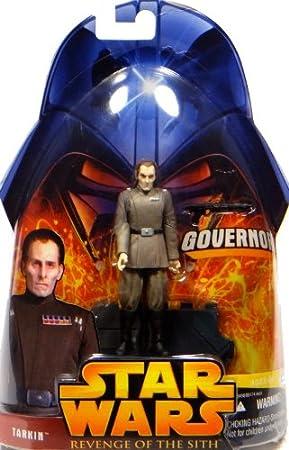 NO45 Star Wars Revenge of the Sith Tarkin Action Figure