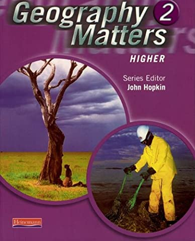 Geography Matters 2 Core Pupil Book (Garrett Stage 2)