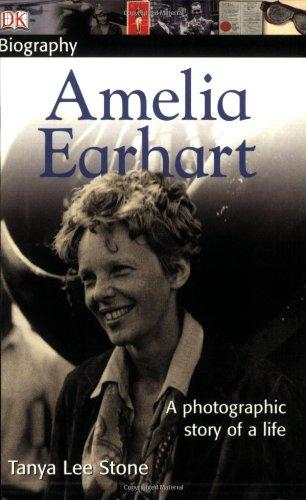 DK Publishing: Amelia Earhart (DK Biography)
