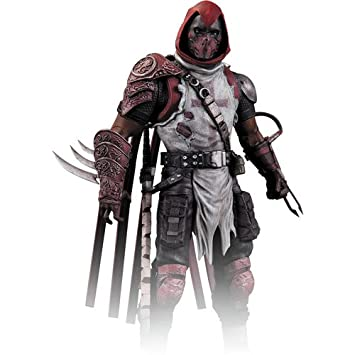Amazon.com: dc comics Batman Arkham City Serie 3 Azrael Acti ...