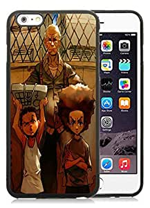 Beautiful DIY Designed With Boondocks Tough Love Cover Case For iPhone 6 Plus 5.5 Inch Black Phone Case CR-085