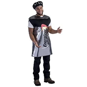 Dress Up America Kids Energizer Flashlight Costume