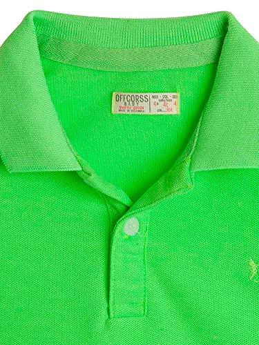 OFFCORSS Toddler Boy Cotton Polo T Shirt Camisa Camisetas Tipo Polo para  Niños d807f36f774b9