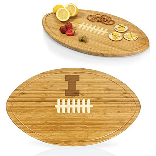 NCAA Illinois Illini Kickoff Cheese Board