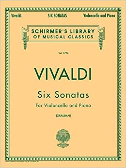 Six Sonatas for Violoncello and Piano (1959-05-03)