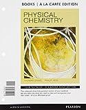 Physical Chemistry, Engel, Thomas and Reid, Philip, 0321815173