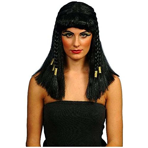Ancient Egypt Wigs - Cleopatra Wig Costume Accessory