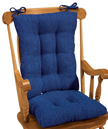 Tyson Deluxe Navy Blue Rocker