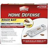 Ortho 0464912 Home Defense Roach Bait Station, 8 Pk