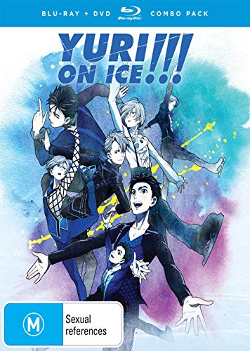 Yuri on Ice: The Complete Series [Blu ray] [Blu-ray]