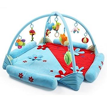 0799862c6ce983 jysport Tapis de jeu et gimnasios bébés Animalitos gymnase pour couverture  de jeux Couverture jouets éducatifs