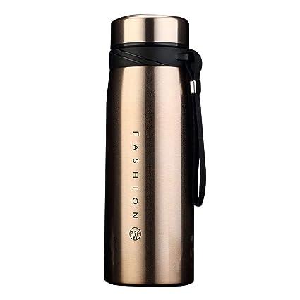 DINNA Botella de Agua térmica infusor Filtro para té ...