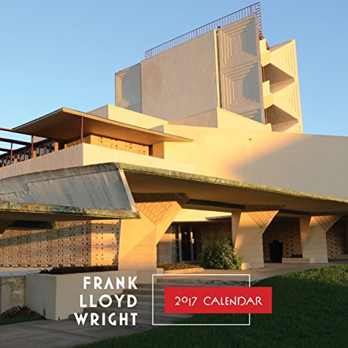 Frank Lloyd Wright 2017 Wall Calendar